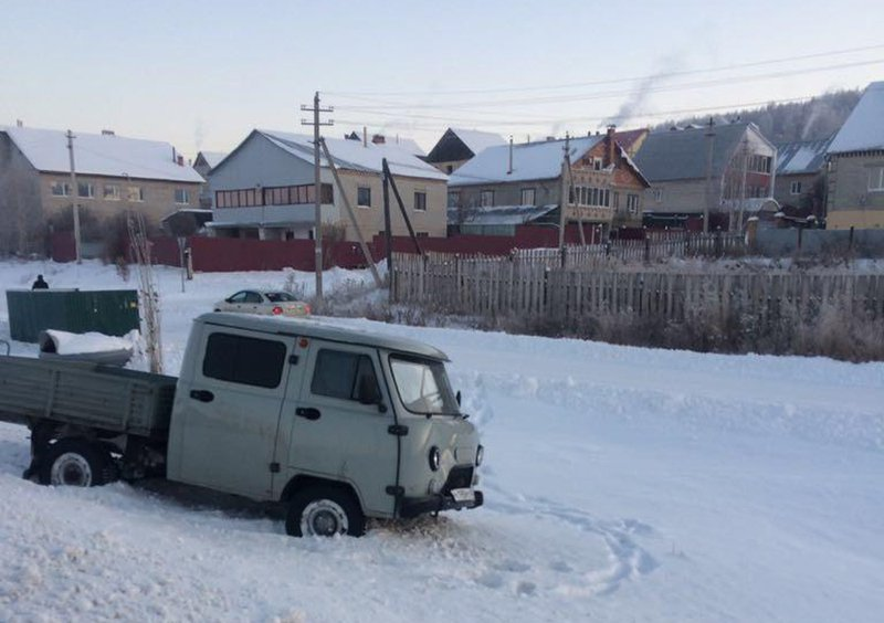 Смертельное ДТП вБашкирии: шофёр «УАЗа» сбил пенсионера на«зебре»