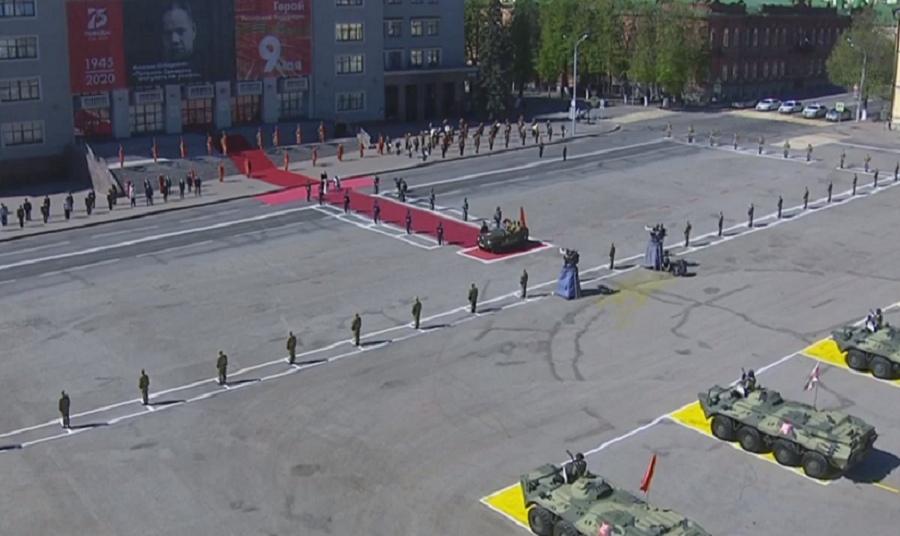 Концерт и «Бессмертный полк»: Радий Хабиров подписал указ о праздновании Дня Победы