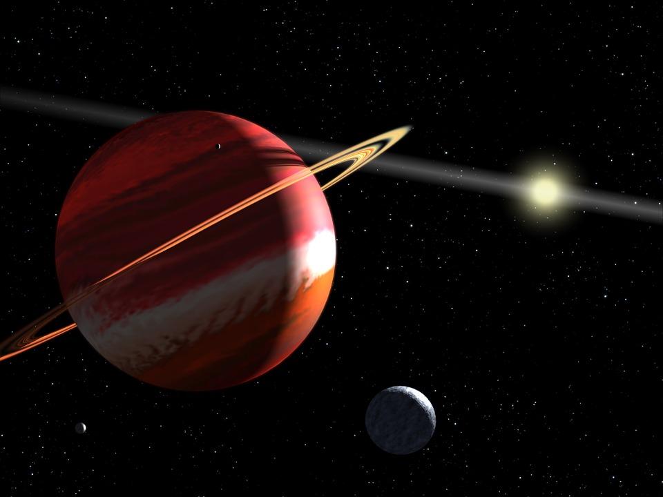 Граждане Башкирии смогут понаблюдать за«соединением» Марса иЮпитера