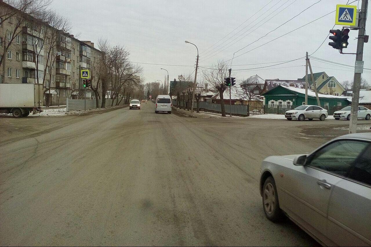 ДТП вУфе: Автоледи на«Hyundai» сбила на«зебре» женщину