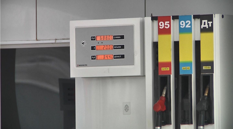 ВАлтайском крае дорожают бензин идизельное горючее