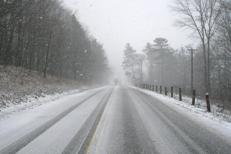 7января вУльяновске ухудшится видимость на трассах из-за метели— МЧС
