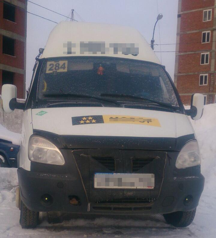 ВУфе задержали лишенного прав водителя автобуса