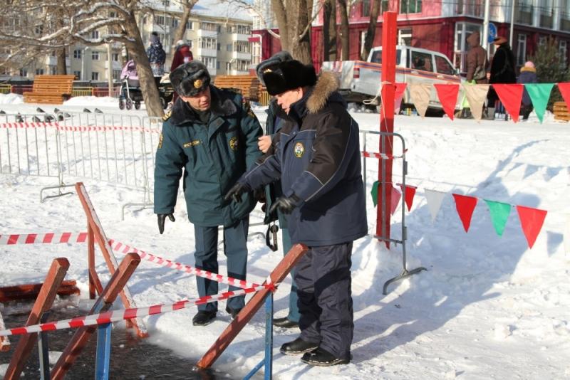 ВБашкирии потребованию верующих оборудовано еще 9 купелей