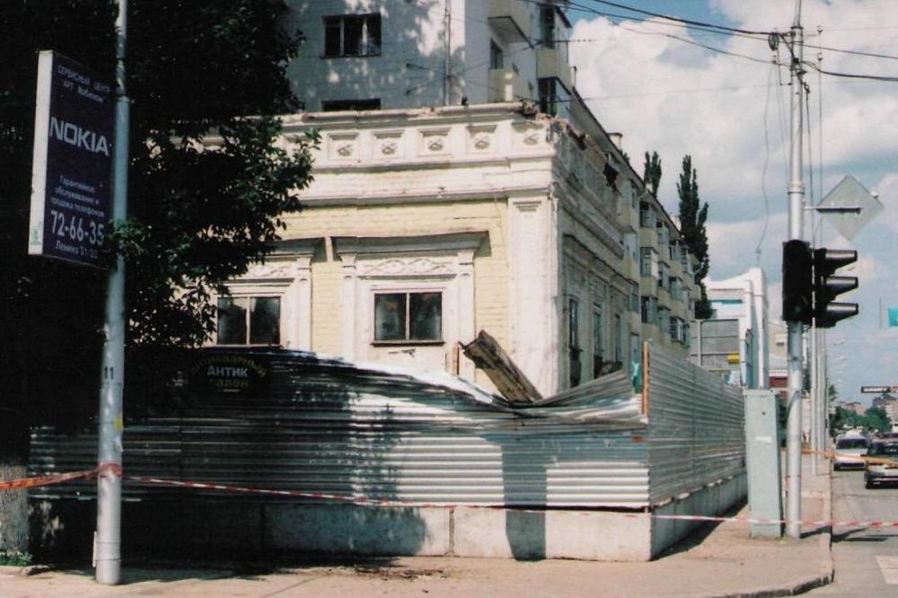 ВУфе восстановлен снесенный 10 лет назад объект культурного наследства