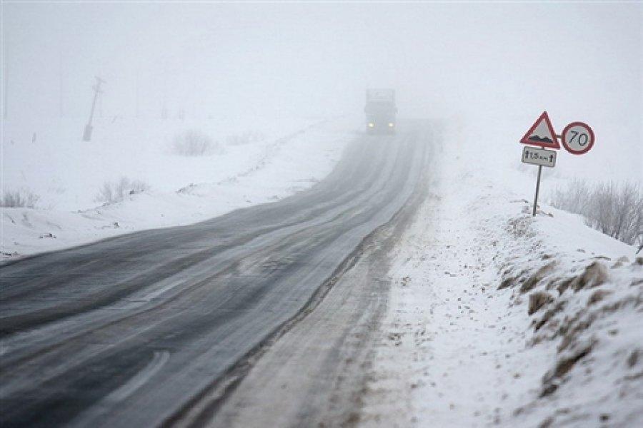 Башкирию накроет сильный снегопад