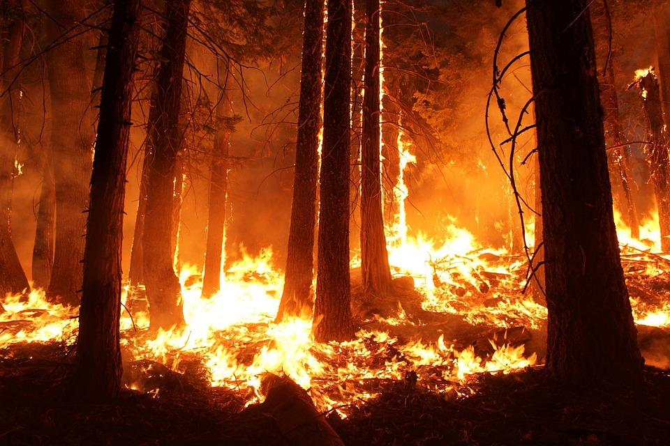 Два человека погибли впожаре вТуймазах