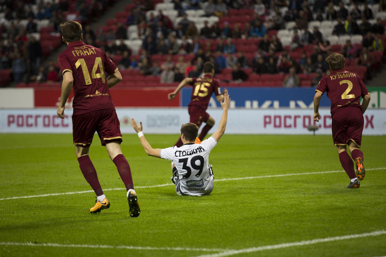 СегодняФК «Уфа» может завоевать шанс для выхода вЛигу Европы