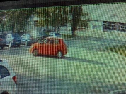 Уфимские полицейские ищут автоледи, сбившую подростка навелосипеде