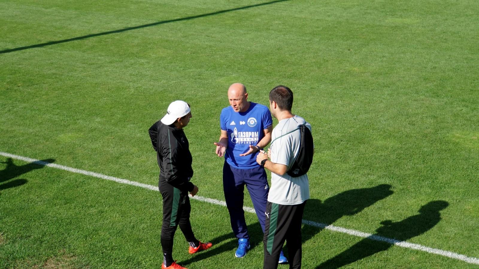 «Оренбург» уступил «Краснодару» втоварищеском матче
